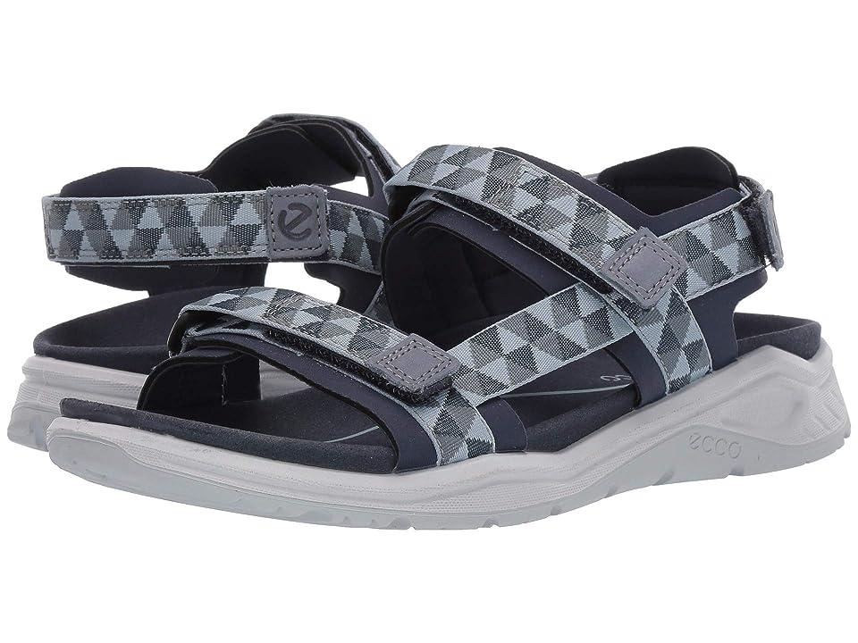 UPC 809704855486 product image for ECCO Sport X-Trinsic Strap Sandal (Arona/Marine) Women's Sandals | upcitemdb.com