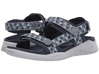 ECCO Sport X-Trinsic Strap Sandal (Arona/Marine) Women