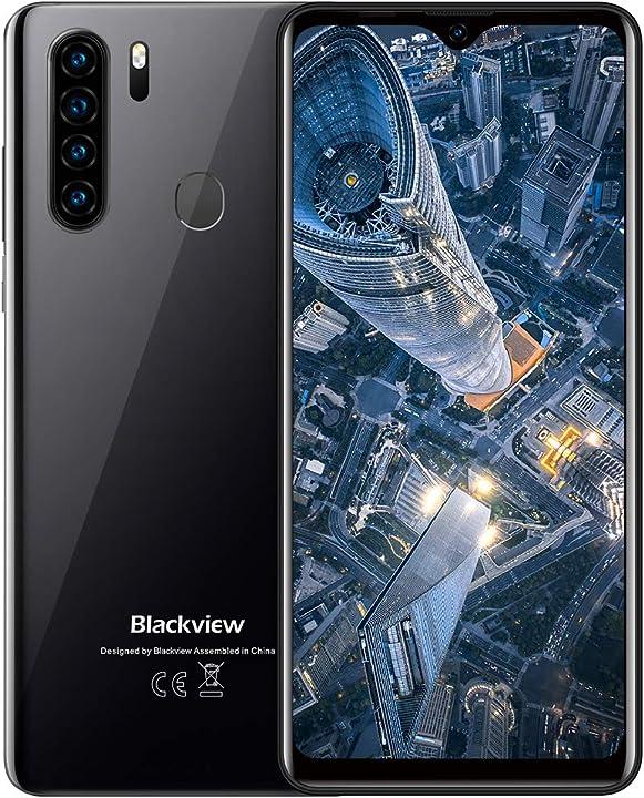 Smartphone blackview a80 plus TM EU-A80Plus-Black