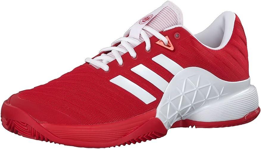 adidas Barricade 2018 Clay, Chaussures de Tennis Homme : Amazon.fr ...