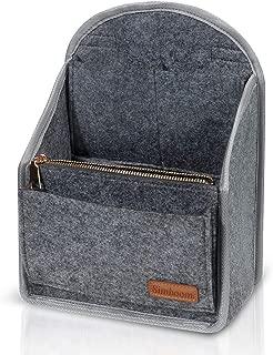 Backpack Organiser, Simboom Multi Pocket Felt Insert Organiser Bag for Women