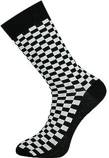 Mysocks Mens Ankle Argyle Socks
