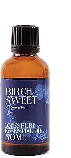 Mystic Moments - Aceite Esencial Dulce de Abedul, 50 ml, 100