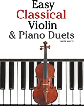 easy piano and violin duets