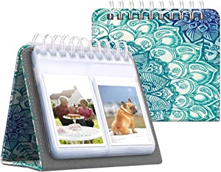 Fintie Kalender fotoalbum voor 3 inch film, 64 foto's fotoalbum voor Fujifilm Instax Mini 11/Mini 9/Mini Link Printer/Mini...