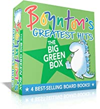 Boynton's Greatest Hits The Big Green Box: Happy Hippo, Angry Duck; But Not the Armadillo; Dinosaur Dance!; Are You A Cow?