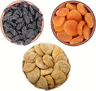 Secret Garden`s Dried Fruit Variety Pack, No Added Sugar, Fresh Natural Healthy Snacks(Apricot 2LB)