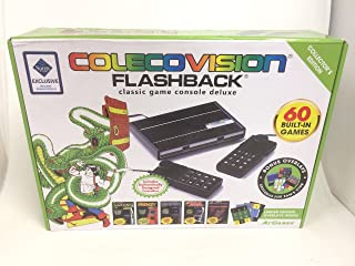 ColecoVision Flashback Classic Game Console Deluxe Collector's Edition