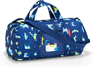 Reisenthel Mini Maxi Dufflebag Kids ABC Friends Blue Sports Bag 38 cm 10 litres ABC Friends Blue