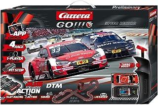 Carrera- DTM Speed Record, 20066009, Coloré