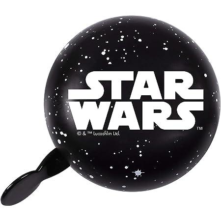 Durchmesser 80 mm Mehrfarbig Seven Polska Jungen Star Wars Darth Vader Fahrradklingel