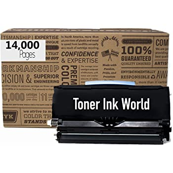 SuppliesMAX Compatible Replacement for Dell 3333DN//3335DN High Yield Toner Cartridge 3//PK-14000 Page Yield 6PP74/_3PK