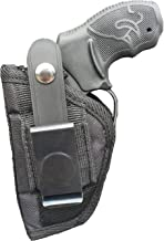 Nylon Belt or Clip on Gun Holster Fits Smith & Wesson 500, 329PD
