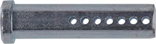 The Hillman Group 43951 1/4 x 2-Inch Adjustable Clevis Pin, Stainless Steel, 6-Pack