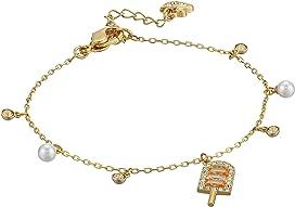665f8dd0b038ed Swarovski Lucky Goddess Charms Bracelet at Zappos.com