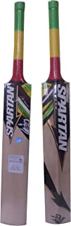 Spartan كامل الحجم كشميري خشب الصفصاف Chris Gayle RDX Cricket Bat - حقيبة حمل