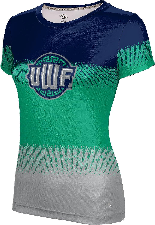ProSphere University of West Florida Girls' Performance T-Shirt (Drip)