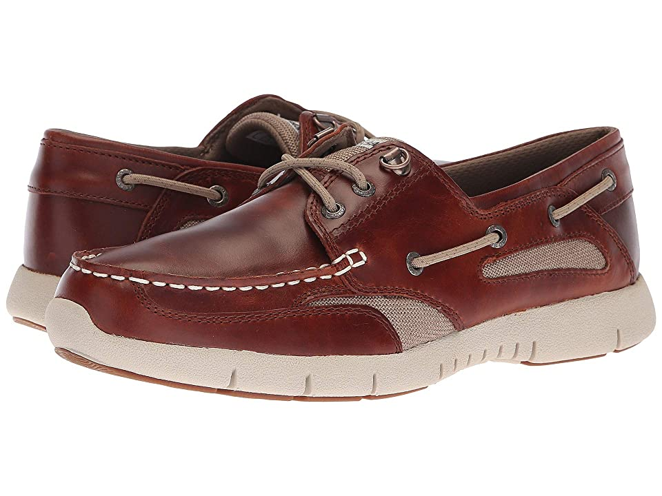 Sebago Clovehitch Lite (Brown/Cinnamon) Men