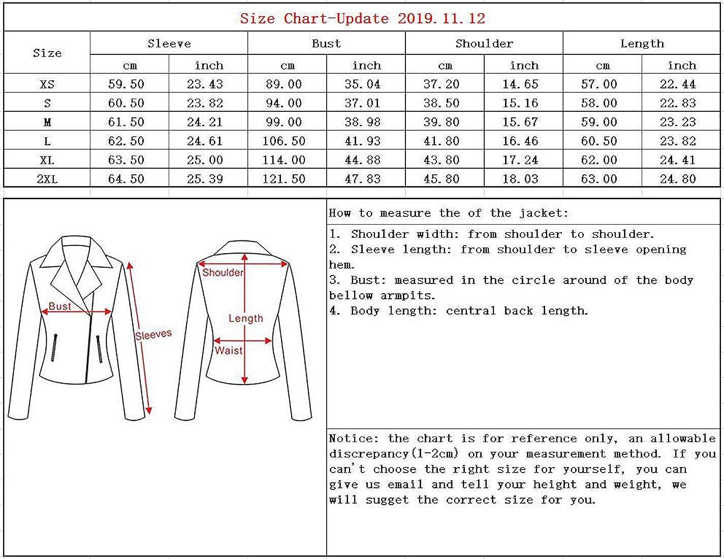 chouyatou Women's Candy Color Asymmetric Zip Slim Faux Leather Cropped Moto Jacket