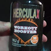 HERCULAX- cápsulas de aumento muscular | quemagrasas potente | musculación y definición | suplemento nutricional | mejor rendimiento deportivo L ...