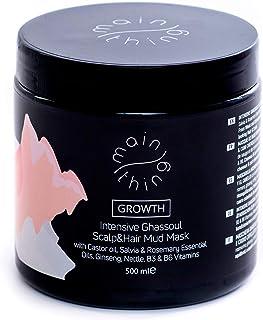 Main Thing - Mascarilla limpiadora para el cuero cabelludo y
