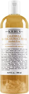 Kiehl's Calendula Herbal Extract Alcohol-Free Toner - For Normal to Oily Skin Types 500ml/16.9oz
