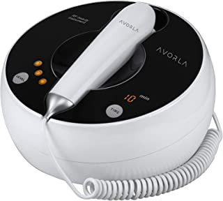 Avorla High Frequency Skin Tightening Machine- Anti Aging Device for Wrinkle Reduction and Skin Lift–At-Home Facial Massag...
