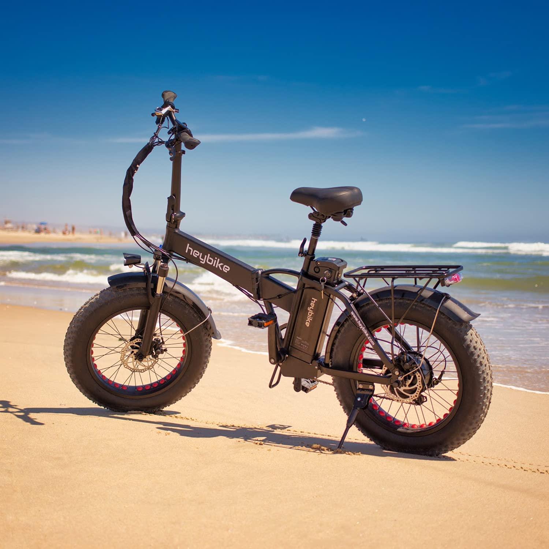 Heybike Mars Electric Bike Foldable 20