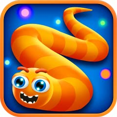 No Lag! Our Slithering Game Runs On Fast Servers. Internet connection is not needed, play Dots Eater Slithering Snake even offline. Crawl, eat and become the biggest worm. Strategic alpha online multiplayer game play against other worms. Easy to lear...