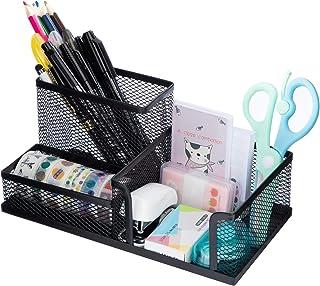 Porte-crayons pour tasse /à crayons organisateur de table vintage g/éom/étrique vases de fleurs,la d/écoration de la maison Hexagonal Prism pot de crayons organiseur de bureau support de papeterie