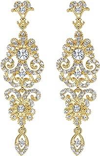 Best vintage gold chandelier earrings Reviews