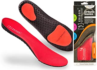 Edison Elite XXII Elite Podiatry® ArchCrossX Arch-support
