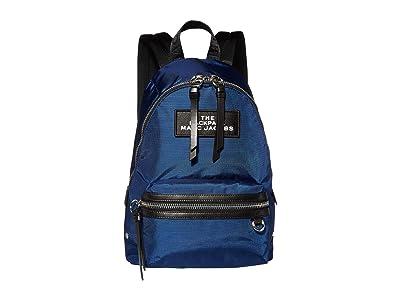 Marc Jacobs Medium Backpack (Night Blue) Backpack Bags