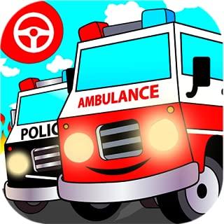 kids ambulance games