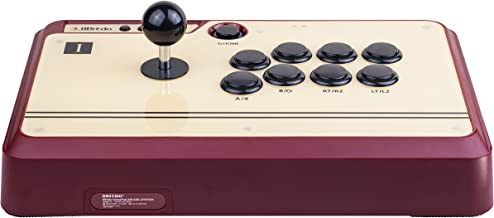 8Bitdo FC30 Arcade Stick for PC, Mac, iOS and Android