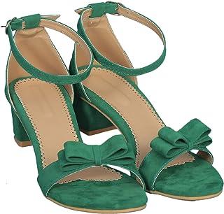 44f74232e Green Women's Fashion Sandals: Buy Green Women's Fashion Sandals ...