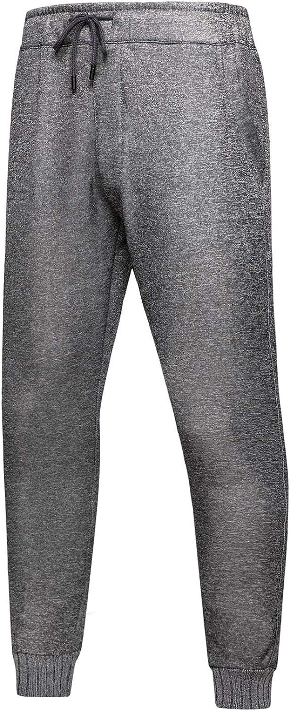 MANLUODANNI Men's Gym Jogger Pants Workout Swea Running Slim Ultra-Cheap Deals Fit Manufacturer regenerated product