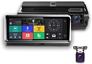 $349 » Rexing 4G Satellite Dash Cam S800, Full HD Dual Channel, Android OS Car GPS, Live Streaming, Dashboard Multimedia Player with 1 Year Data Plan