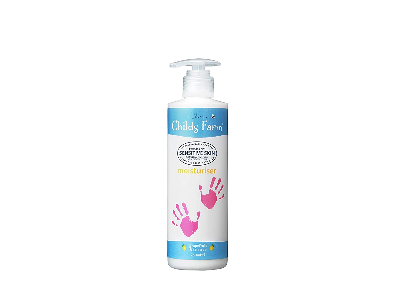 自発的つばプライバシーChilds Farm Hand and Body Lotion for Silky Skin