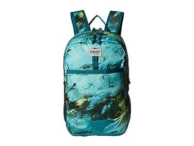 Burton Kids Lunch-n-Pack Backpack (Youth) (Satellite Print) Backpack Bags