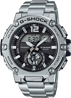 [カシオ] 腕時計 ジーショック G-STEEL スマートフォン リンク カーボンコアガード構造 GST-B300SD-1AJF メンズ
