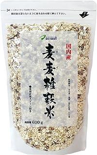 国内産 麦麦雑穀米 600g