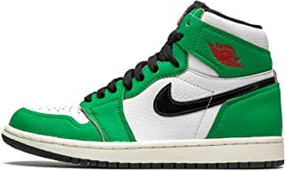 Amazon.com: Black and Green Jordan's Shoes