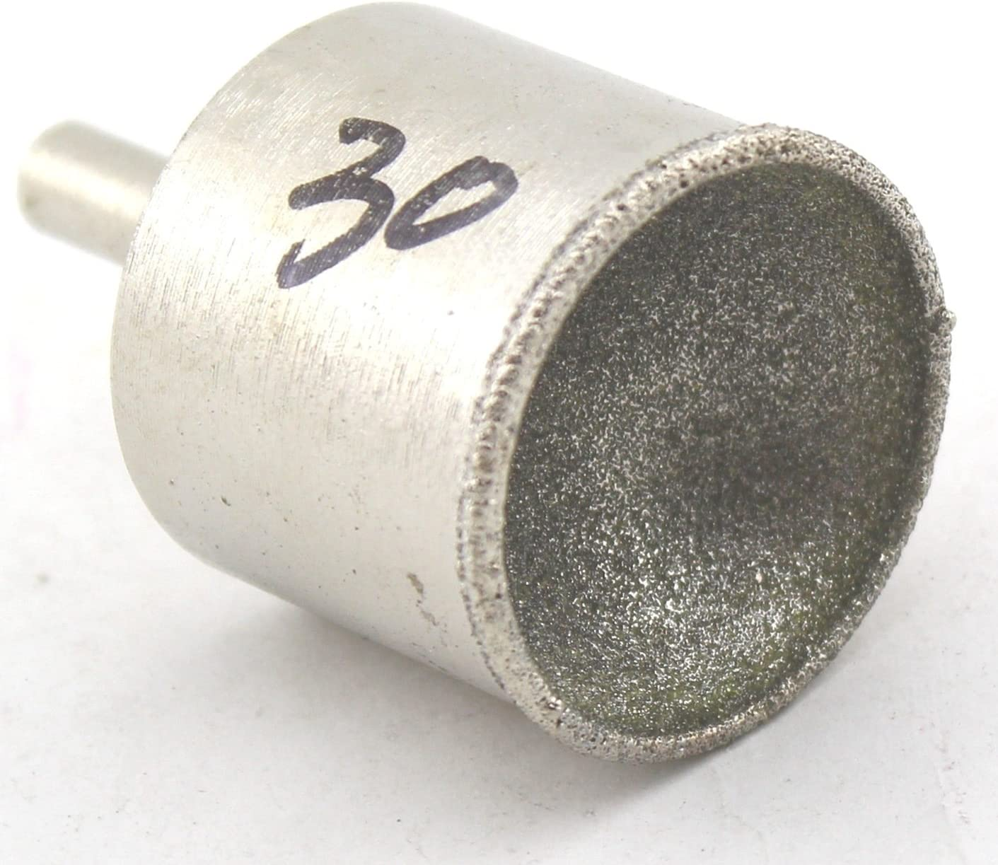 ILOVETOOL Sale Special Price 30mm Grit 80 Diamond Grinding He SPHERICAL CONCAVE Bit Fort Worth Mall