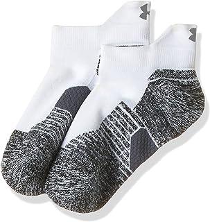 Under Armour Unisex NS Tab, breathable trainer Socks Run Cushion NS Tab (pack of 1)