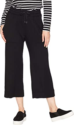 Super Soft French Terry Crop Pants