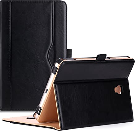 ProCase Galaxy Tab A 8.0 Case 2017 Model T380 T385 - Stand Folio Case Cover for 8.0 inch Samsung Galaxy Tab A Tablet 2017 T380 T385 -Black