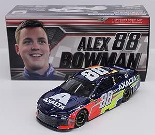 Lionel Racing Alex Bowman 2018 Axalta NASCAR Diecast 1:24 Scale