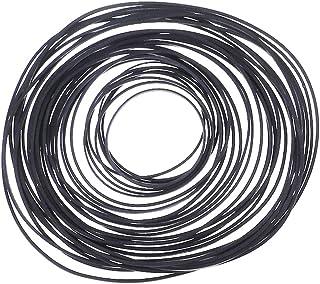 Jilin 0.5mm 60Pcs 40-100mm Mix Cassette Tape Machine Square Belt Universal