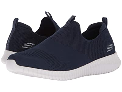 SKECHERS Elite Flex Wasik (Navy) Men